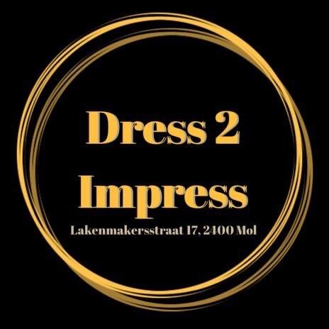 Dress 2 Impress logo