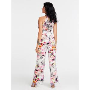 FLORAL FLUX JUMPSUIT