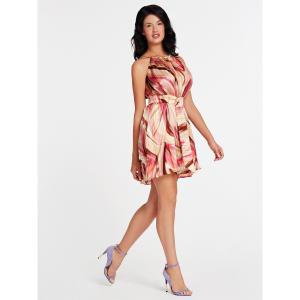 CABANA WAVE SHORT DRESS logo