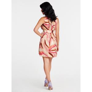 CABANA WAVE SHORT DRESS