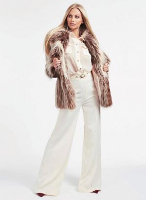 Charlene faux fur ja
