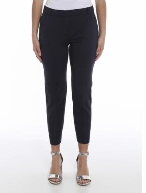 Bello pantalone punto Black