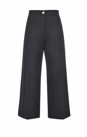 Svelto pantalone punto Black