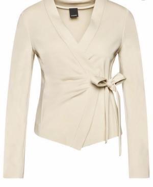 Erudito giacca punto stoffa logo