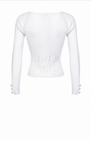 Pallanuoto maglia costa con Radiant white