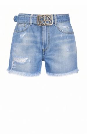 Brooklyn shorts  logo
